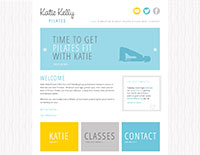 Katie Kelly Pilates website