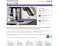 Microscopy UK Website